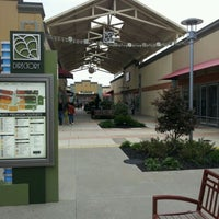 Photo taken at Cincinnati Premium Outlets by Eric H. on 10/1/2011