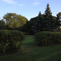 Photo taken at Parc Poirier by Isabel P. on 8/24/2012