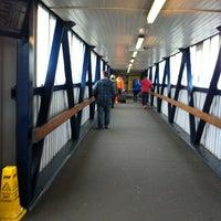 Photo taken at Peterborough Railway Station (PBO) by Michael T. on 4/5/2012