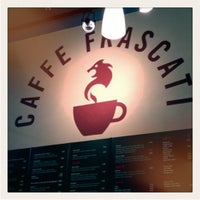 Photo taken at Caffe Frascati by Christopher W. on 5/6/2012