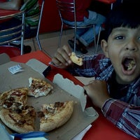 Photo taken at Domino's Pizza by John G. on 10/15/2011