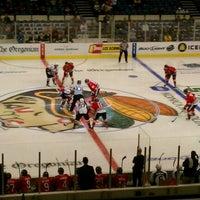 Photo taken at Veterans Memorial Coliseum by chris h. on 10/11/2011