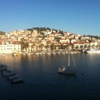 Photo taken at Adriana, hvar spa hotel by Ashley H. on 5/4/2012