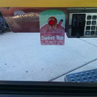 Photo taken at SONIC Drive In by Amber K. on 10/3/2011