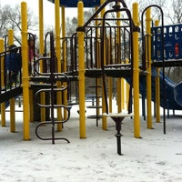 Photo taken at Optimist Park by Shelby P. on 1/12/2012