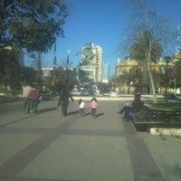 Photo taken at Paseo Independencia by Alvaro M. on 9/19/2011