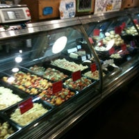 Photo taken at Katzinger's Delicatessen by Jerry H. on 11/18/2011