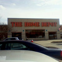 Photo taken at The Home Depot by Sujoy D. on 2/19/2012