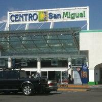 Photo taken at Plaza San Miguel by Karen C. on 1/17/2012