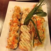 Photo taken at Arigato Japanese Restaurant by Darla T. on 7/17/2012