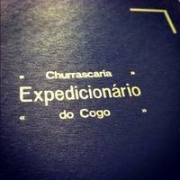 Photo taken at Churrascaria Expedicionario do Cogo by Wellington A. on 7/5/2012