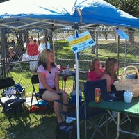 Photo taken at Bark At The Park by Terri A. on 10/1/2011