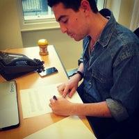 Foto tirada no(a) Foursquare London por Omid A. em 8/14/2012