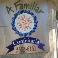 Photo taken at A Familiar Confeitaria by VXenia S. on 7/3/2012