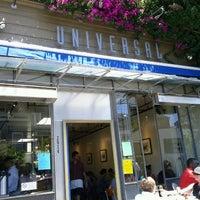 Photo taken at Universal Cafe by Natasha C. on 7/2/2011