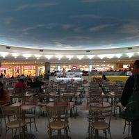 Photo taken at Shopping Jaraguá by Jenifer on 8/7/2012