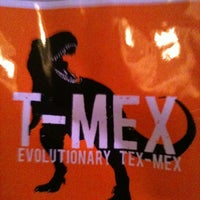 Photo taken at T-Mex Cantina by Glenna R. on 1/4/2012