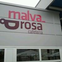 Photo taken at Cafeteria Malvarosa UPV by Carlos d. on 9/2/2011