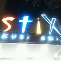 Photo taken at Stix by Nikola P. on 12/6/2011