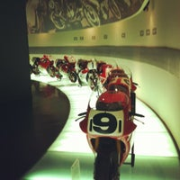 Photo taken at Ducati Motor Factory & Museum by Enrico B. on 12/12/2011