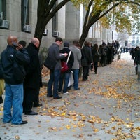 Photo taken at New York City Criminal Court by Michael M. on 12/5/2011