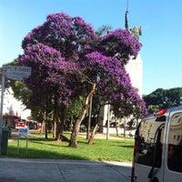 Photo taken at Avenida Rio Branco by Doris S. on 2/1/2012