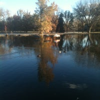Photo taken at Idlewild Park by Michael C. on 11/19/2011