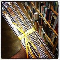 Photo taken at Half Price Books by Bradley H. on 8/17/2012