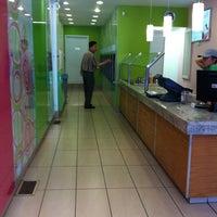 Photo taken at Phileo Yogurt by Lani M. on 7/21/2011