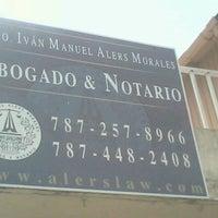 Photo taken at Abogado Y Notario Ivan Morales by Rey R. on 10/21/2011
