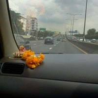 Photo taken at Chaeng Watthana Toll Plaza by nuch816 s. on 9/23/2011