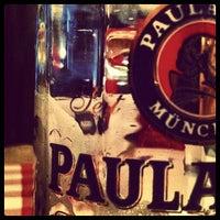 Das Foto wurde bei Paulaner Bräuhaus von Guerson M. am 2/18/2012 aufgenommen
