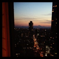 Photo taken at Hilton Tokyo by DM on 3/29/2012