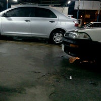 Photo taken at Pit Stop Carwash by Rj R. on 9/2/2012