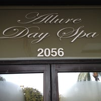 Photo taken at Allure Day Spa by Betty D. on 8/19/2012