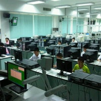 Photo taken at computer Lab 1227@วิทย์1 by Opas W. on 3/15/2011