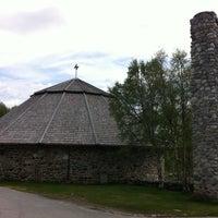 Photo taken at Røros kapell by Martin L. on 6/5/2011