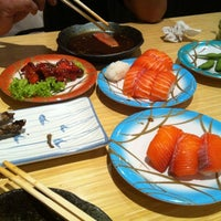Photo taken at Edo Ichi Japanese Cuisine by Duff Ash L. on 8/20/2012