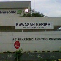 Panasonic Lighting Indonesia by Fahrur R. on 1/24 & PT. Panasonic Lighting Indonesia - Bangil Jawa Timur azcodes.com