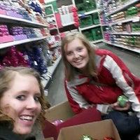 Photo taken at Walmart Supercenter by Sara W. on 11/17/2011