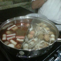 Photo taken at Segi Seri Steamboat by Mamat J. on 10/18/2011