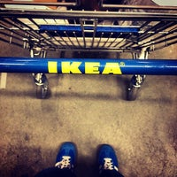 Photo taken at IKEA by Heiko H. on 7/28/2012