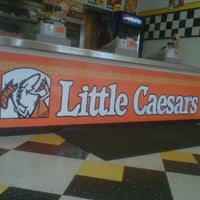 Photo taken at Little Caesars Pizza by Jose C. on 5/15/2011