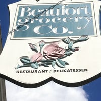 Photo taken at Beaufort Grocery Company by Scott M. on 3/24/2011
