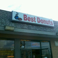 Photo taken at Best Donuts by Paul R. on 12/17/2011