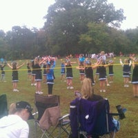 Photo taken at Loopers Field. Panthers Football by Amy R. on 9/24/2011