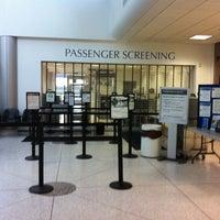 Photo taken at La Crosse Regional Airport (LSE) by LIndsey S. on 5/9/2011