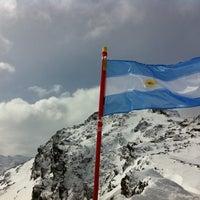 Photo taken at Cerro Castor by Nicolas F. on 9/17/2011