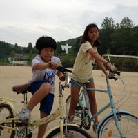 Photo taken at 언동초등학교 by Sujin S. on 6/29/2012