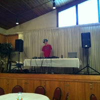 Photo taken at Bella Room at Quincy Sons of Italy by Costas P. on 8/4/2012
